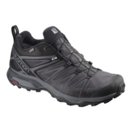 Salomon Men's X Ultra 3 GTX Hiking Boots - Black/Magnet