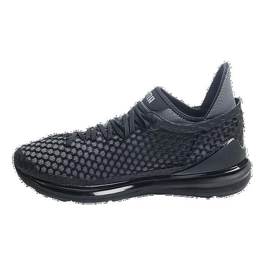 reputable site 7e97c ff051 PUMA Men's Ignite Limitless Netfit Shoes - Black/White