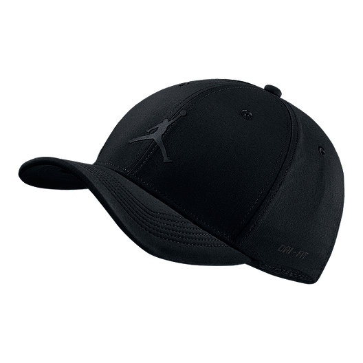 9d2997fa53f Nike Men s Jordan Classic99 Woven Hat