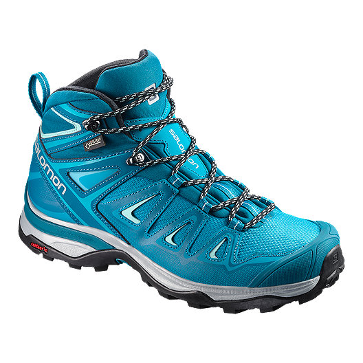 salomon women's x ultra 3 gtx waterproof hiking shoes canada