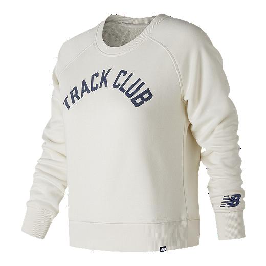 439fefb74 New Balance Women's Essentials Track Club Crew Long Sleeve Shirt ...