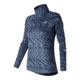 New Balance Women's Impact Half Zip Running Top
