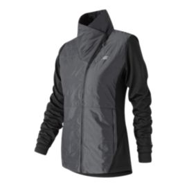 New Balance Women's Asymetrical Cold Weather Jacket
