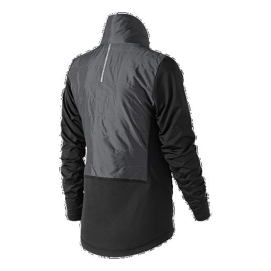 1b45af5fda701 New Balance Women's Asymetrical Cold Weather Jacket   Sport Chek
