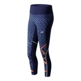 New Balance Women's Sprint Crop Running Tights