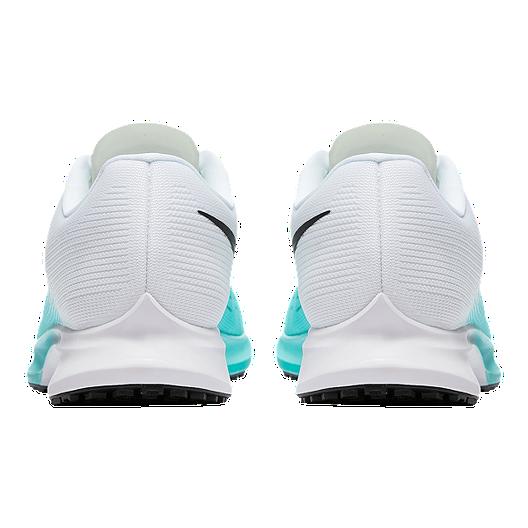 7240273e86967 Nike Women s Air Zoom Elite 9 Running Shoes - Teal Green White Black. (0).  View Description