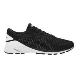 ASICS Men's DynaFlyte 2 Running Shoes - Black/White