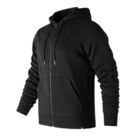 New Balance Men's Essentials Full Zip Hoodie