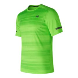 New Balance Men's Max Intensity Short Sleeve Shirt
