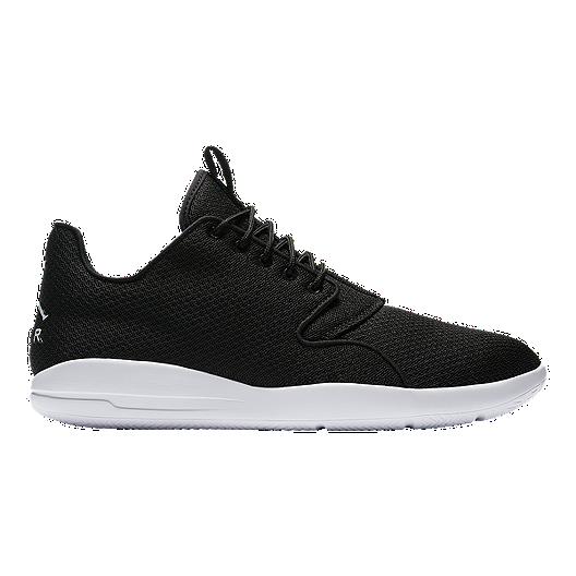 d8345030ac0 Nike Men's Jordan Eclipse Basketball Shoes - Black/White | Sport Chek