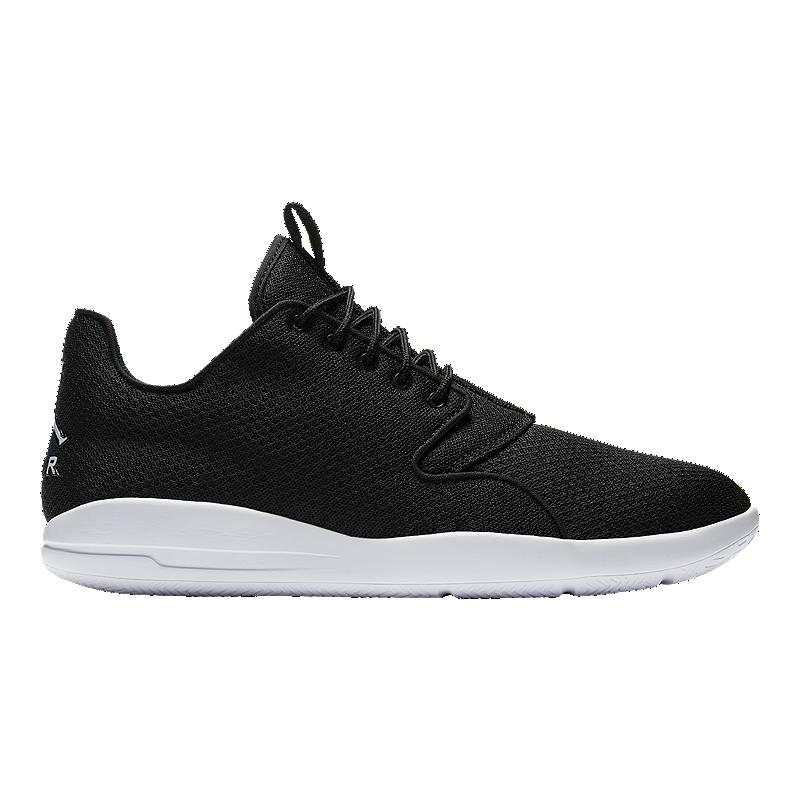 de22ff5ffb1662 Nike Men s Jordan Eclipse Basketball Shoes - Black White