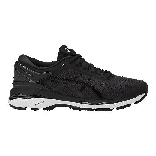 ASICS - Chaussures de course 19937 pour femme Gel de Kayano Chaussures 24 - Noir/ Blanc | 5bc830a - acornarboricultural.info