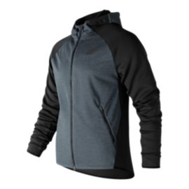 New Balance Men's Fantom Force Full Zip Hoodie