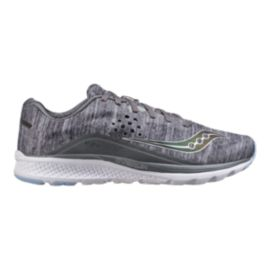 Saucony Men's Kinvara 8 Running Shoes - Heather Chrome Grey