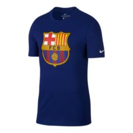 FC Barcelona Nike Evergreen Crest T Shirt