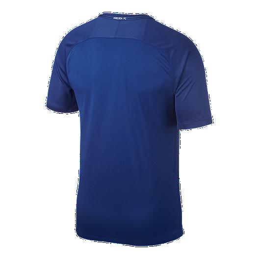huge discount 04194 2e172 Chelsea FC 2017/18 Nike Men's Home Jersey
