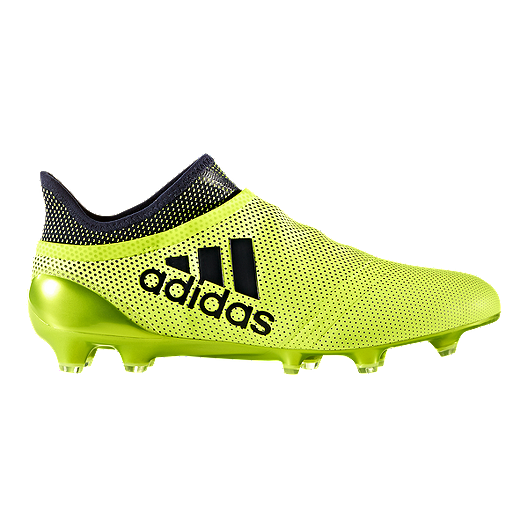 caa2e5e47 adidas Men's X 17+ 360 Speed FG Outdoor Soccer Cleats - Solar Yellow/Black  | Sport Chek