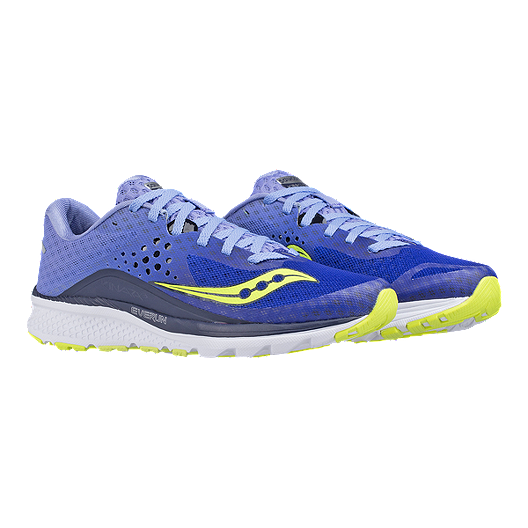 a6cf6748 Saucony Women's Kinvara 8 Running Shoes - Navy/Purple ...