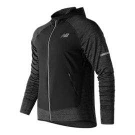 New Balance Heat Men's Hooded Running Jacket