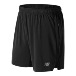"New Balance Men's Impact 7"" Shorts"