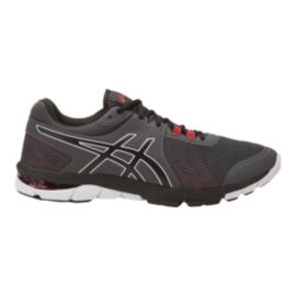 ASICS Men's Gel Craze Tr 4 Training Shoes - Dark Grey/Black/Red