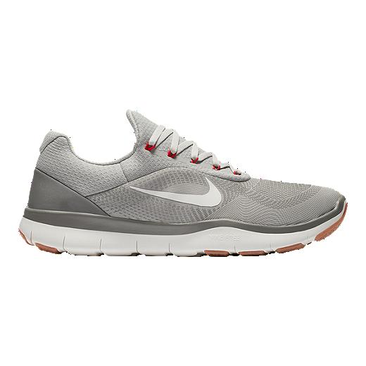 e2c72cc747f23 ... new zealand nike mens free trainer v7 training shoes grey ivory stucco  pale grey 93e54 80b0d
