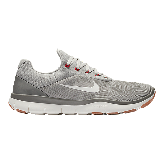 6ff2c3af7af0 Nike Men s Free Trainer V7 Training Shoes - Grey Ivory Stucco ...