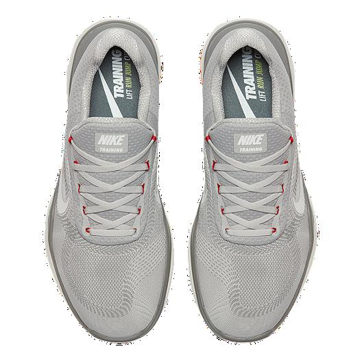 64ce205a6c48 Nike Men s Free Trainer V7 Training Shoes - Grey Ivory Stucco ...