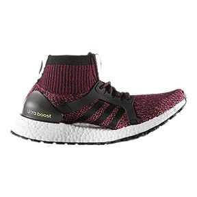 big sale dfd43 63aed adidas Women s Ultra Boost X All Terrain Running Shoes - Ruby Red Black Pink