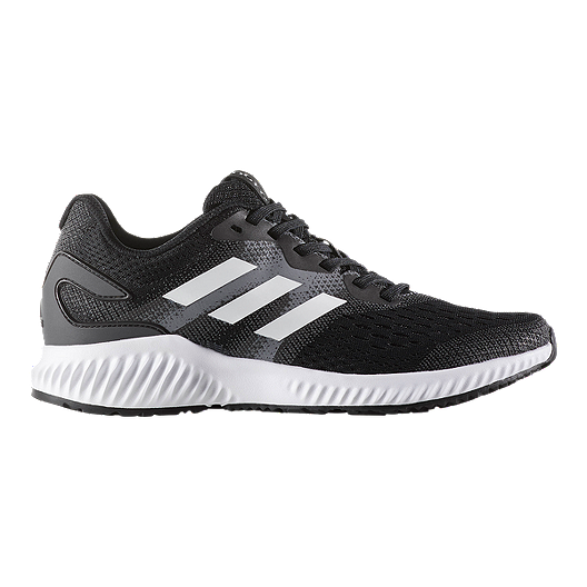 new product e581b 7401a adidas Women s Aero Bounce Running Shoes - Black   Sport Chek