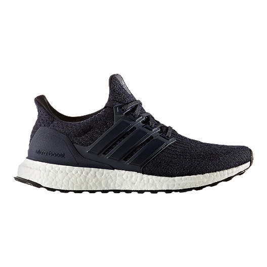 5b93f020708 adidas Women s Ultra Boost Running Shoes - Black Ink
