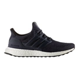 adidas Women's Ultra Boost Running Shoes - Black Ink