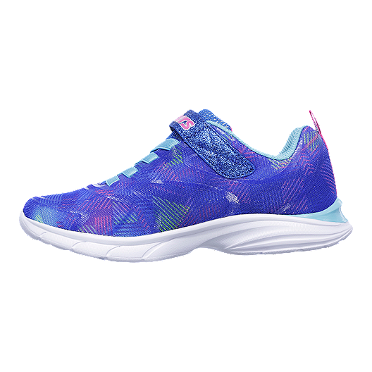 43f4b16450d6 Skechers Girls  Spirit Sprintz Rainbow Grade School Shoes - Purple White