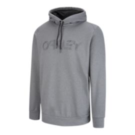 Oakley Men's Mark II Pullover Hoodie - Athletic Heather Grey