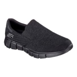 Skechers Men's Equalizer 2.0 Casual Shoes - Black