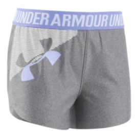 Under Armour Girls' 4-6X Play Up Shorts