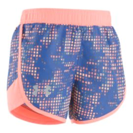 Under Armour Girls' 4-6X Terra Fast Lane Shorts