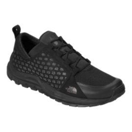 The North Face Men's Mountain Sneakers - Black/Smoked