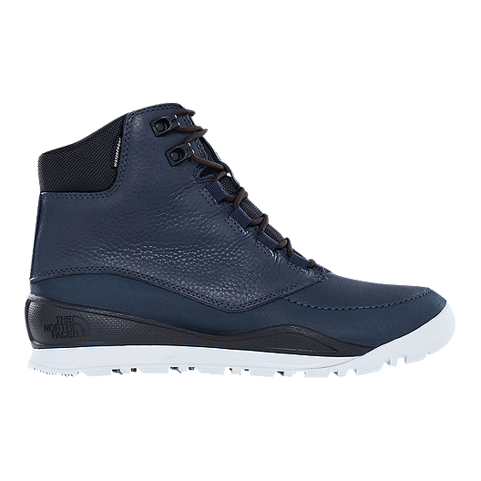 1ab1fa682 The North Face Men's Edgewood 7 Inch Mid Boots - Urban Navy/White
