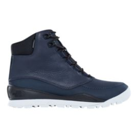The North Face Men's Edgewood 7 Inch Mid Boots - Urban Navy/White