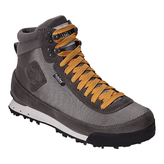 62289582c The North Face Women's Back to Berkeley II Mid Winter Boots - Gull ...