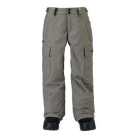 Burton Boys' Exile Cargo Insulated Winter Pants