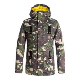DC Boys' Servo Insulated Winter Jacket