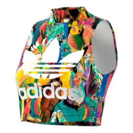 adidas Originals Women's Passaredo High Crop Tank