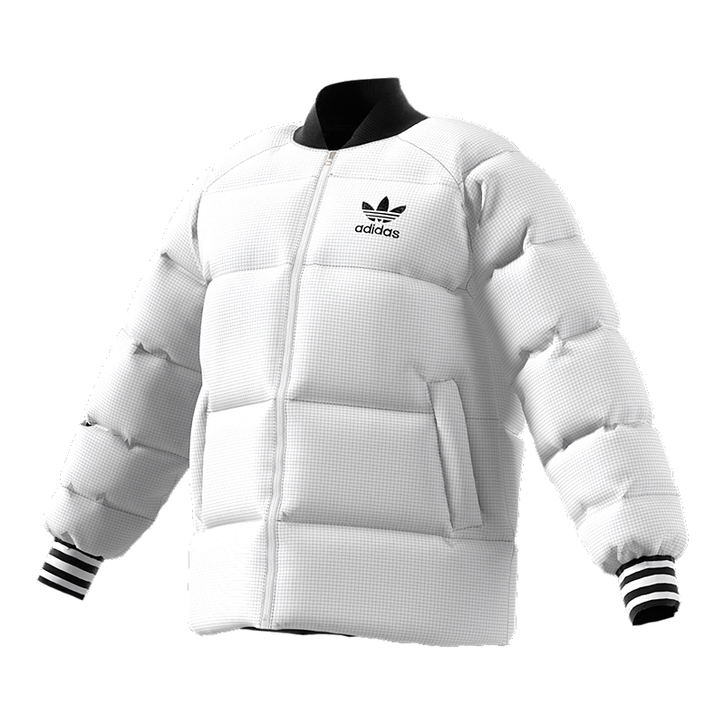 511ea025b adidas Originals Women s Superstar Reversible Jacket