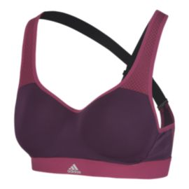 adidas Women's Committed X High Sports Bra - D