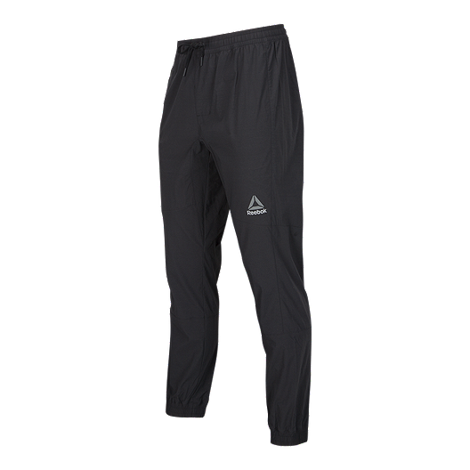 7f48630b1d25 Reebok Men s Elite Woven Jogger Pants