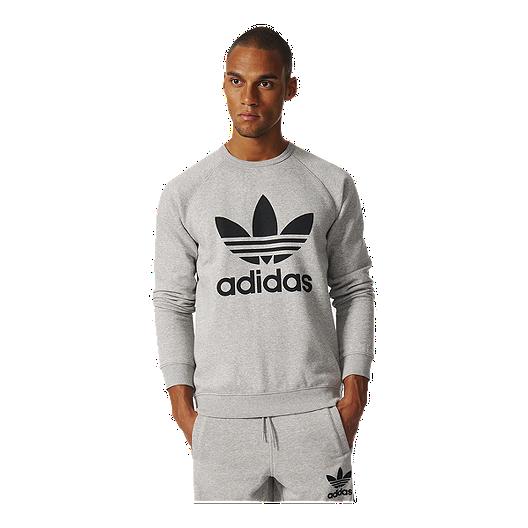 Cost effective Men Adidas Originals Trefoil Sweatshirt