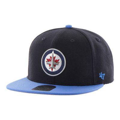 Winnipeg Jets Toddler Lil Shot Captain Hat