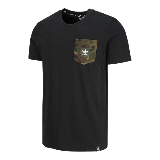 9d5b585c2f4 adidas Originals Men's Camo Pocket T Shirt | Sport Chek